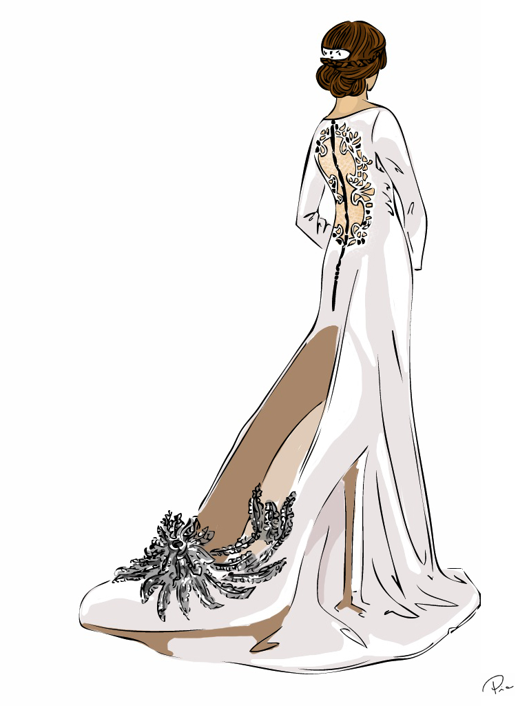 manolo blahnik swan
